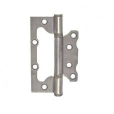Петля накладна APECS 100*63*2 B2 Steel NIS