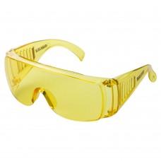 очки защитные Master anti-scratch (янтарь)