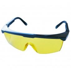 очки защитные anti-scratch (желтые) Grad