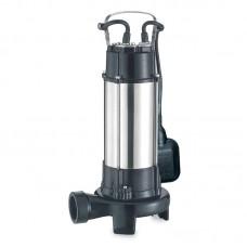 Насос каналізаційний 1.8кВт Hmax 10м Qmax 400л/хв (з ножем) Aquatica