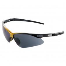очки защитные Magnetic anti-scratch (затемненные) цветная оправа