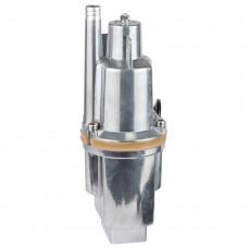 Насос вібраційний 0.25кВт H 75м Q 18л/хв Ø100мм 10м кабелю верхній забір WETRON (WVM60) (778382)