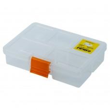 органайзер пластиковый прозрачный 135×100×30мм