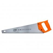 ножовка по дереву 450мм 7TPI Grad