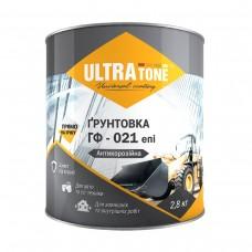 """Грунтовка ГФ-021 ЕПI """"ULTRA Tone"""" червоно-коричнева 0,9 кг"""