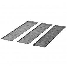Цвяхи планкові 40×1.25×1мм для пневмостеплера 5000шт SIGMA (2818401)