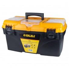ящик для инструмента со съёмными органайзерами 510×291×280мм