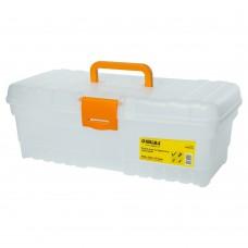 ящик для инструмента прозрачный 400×205×147мм