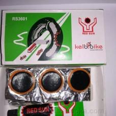 Гумові латки для ремонту шин і гумових виробів RS 3601 (уп. 5 шт) №36