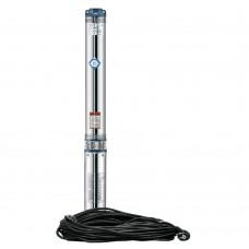 Насос відцентровий 0.92кВт H 105(82)м Q 55(35)л/хв Ø102мм 50м кабелю mid AQUATICA (778444)