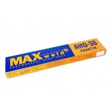 Електроди MAXweld Praktik АНО-36 д.3 (2,5кг) (6 шт)